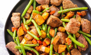 Whole15 Steak And Vegetable Skillet: Paleo One Pan Meal ..