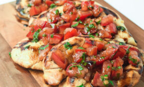 Whole30 Bruschetta Grilled Chicken (Paleo Keto) • Tastythin – Whole30 Recipes Chicken Breast