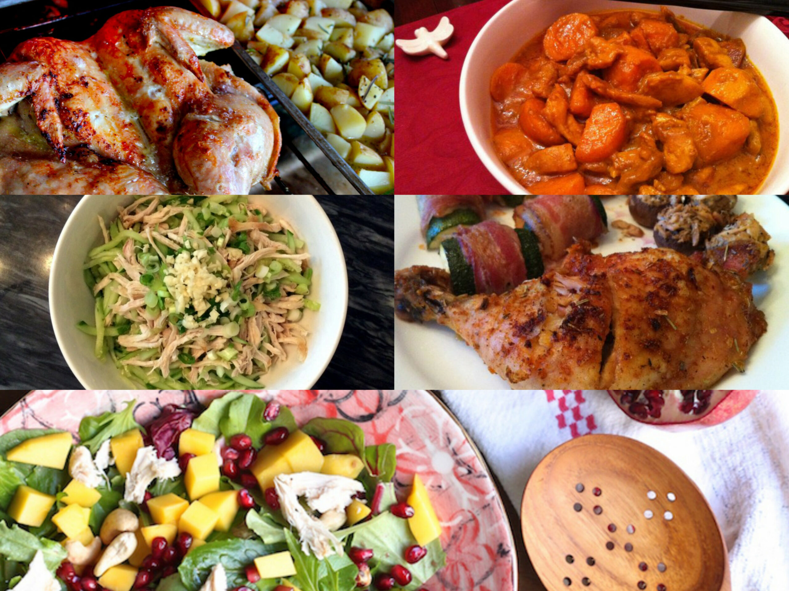 Whole30 Chicken Recipes - Oh Snap! Let's Eat! - Whole30 Recipes Chicken