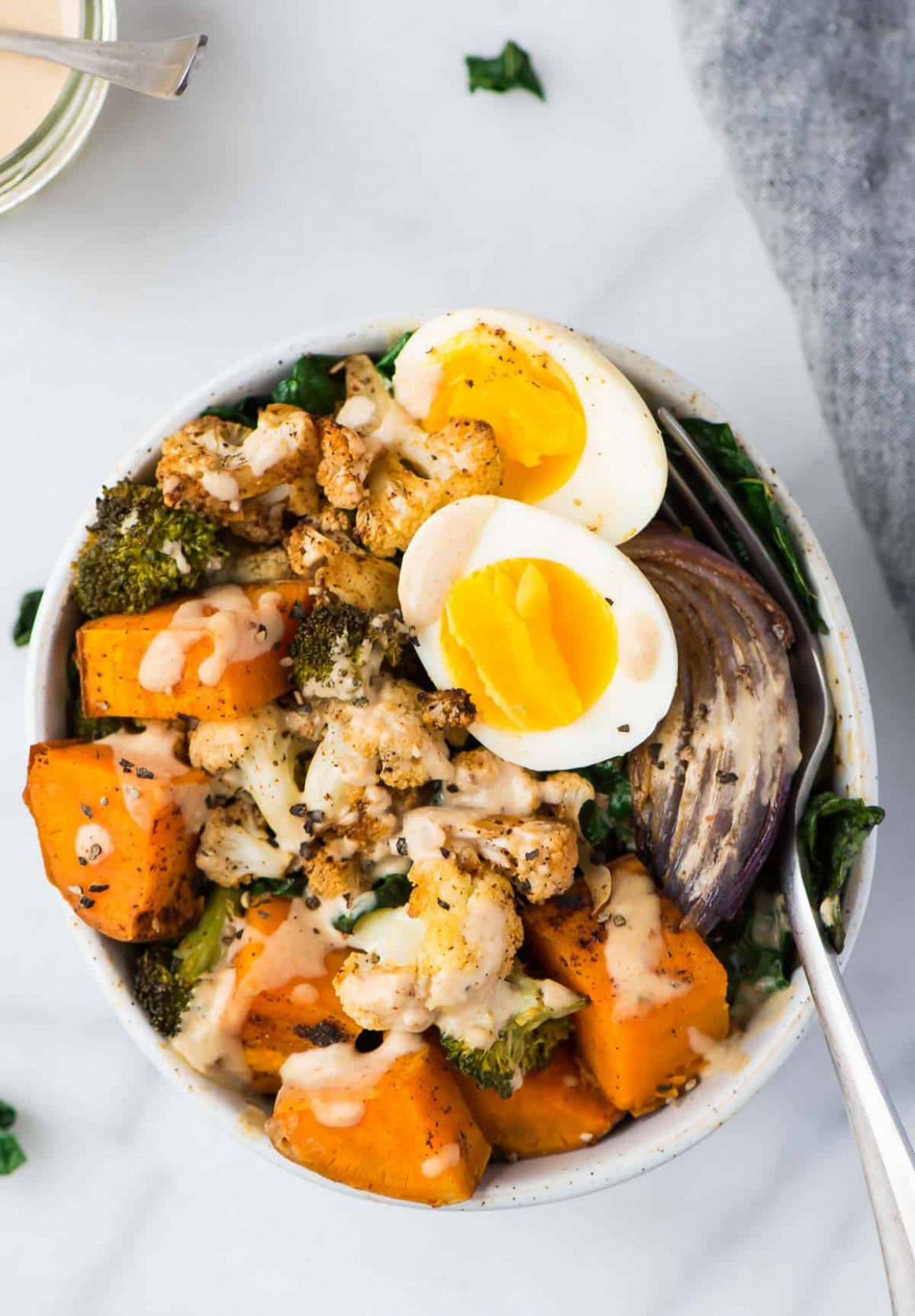 Whole30 Vegetarian Power Bowls | Easy Whole30 Recipe - Recipes In Vegetarian