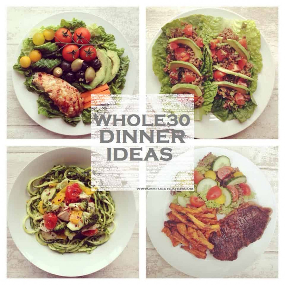Whole30 Week 1 - My Fussy Eater | Healthy Kids Recipes - Whole30 Recipes Dinner