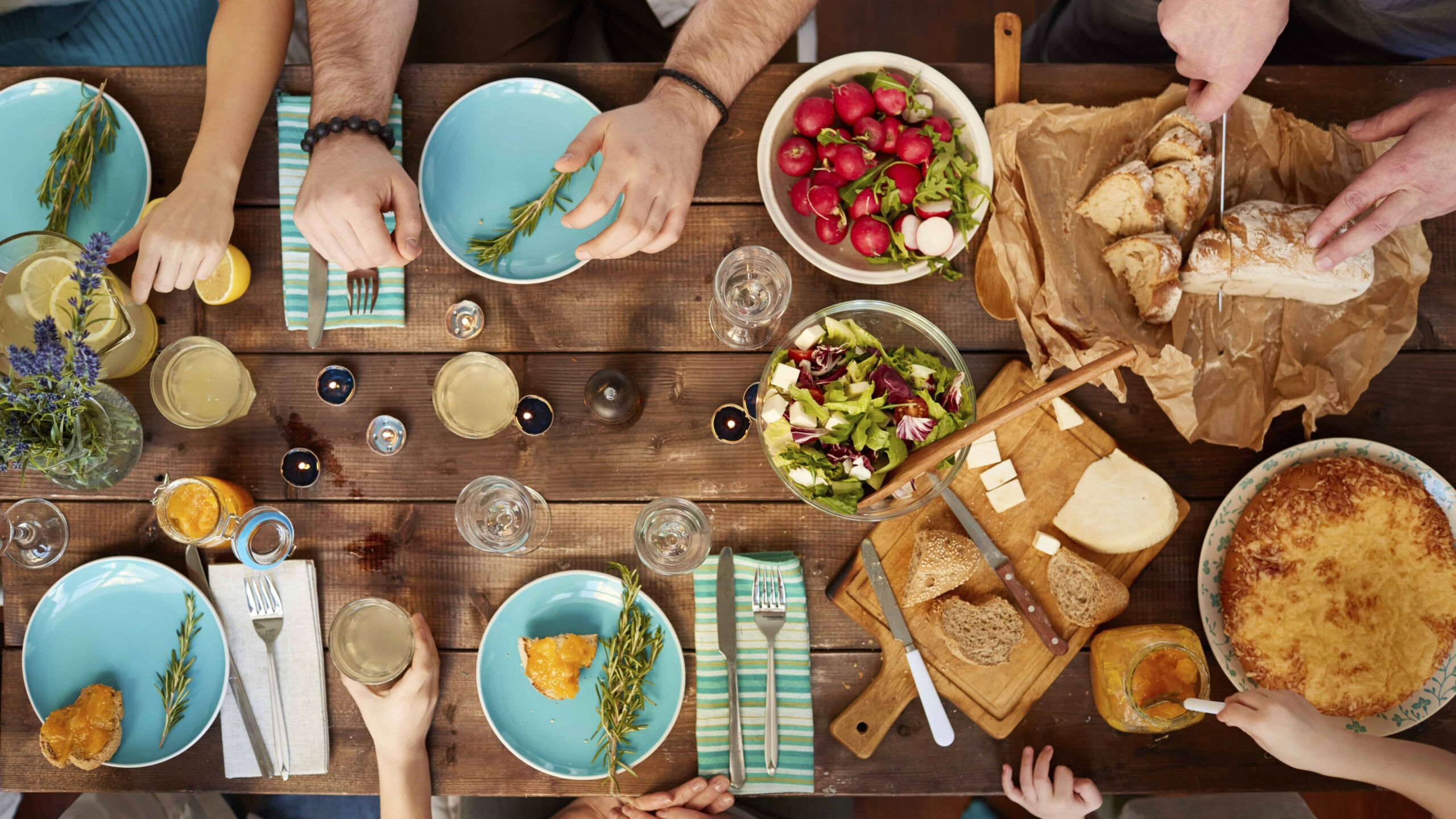 Why Family Dinners Matter - The Dinner Daily - family recipes dinner