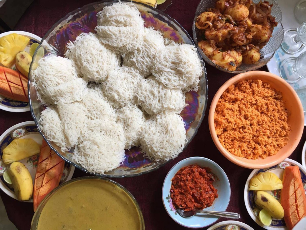 Why is Sri Lankan Breakfast One of the Best Meals on Earth? - recipes sri lankan food
