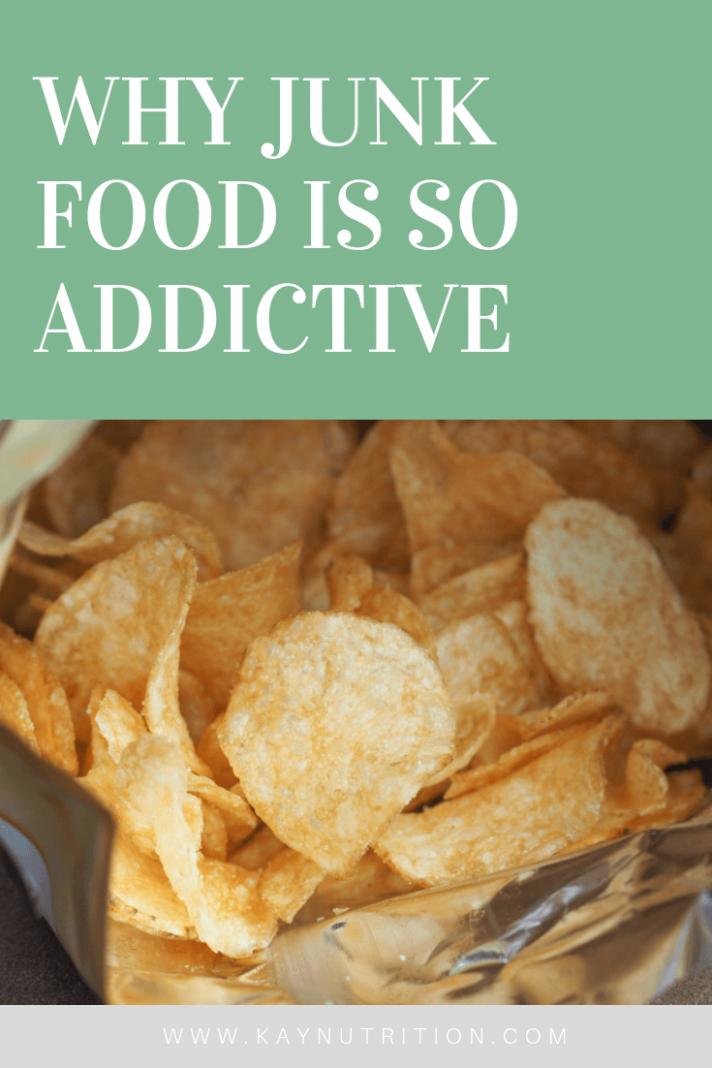 Why Junk Food Is So Addictive - Stephanie Kay | Nutritionist ..