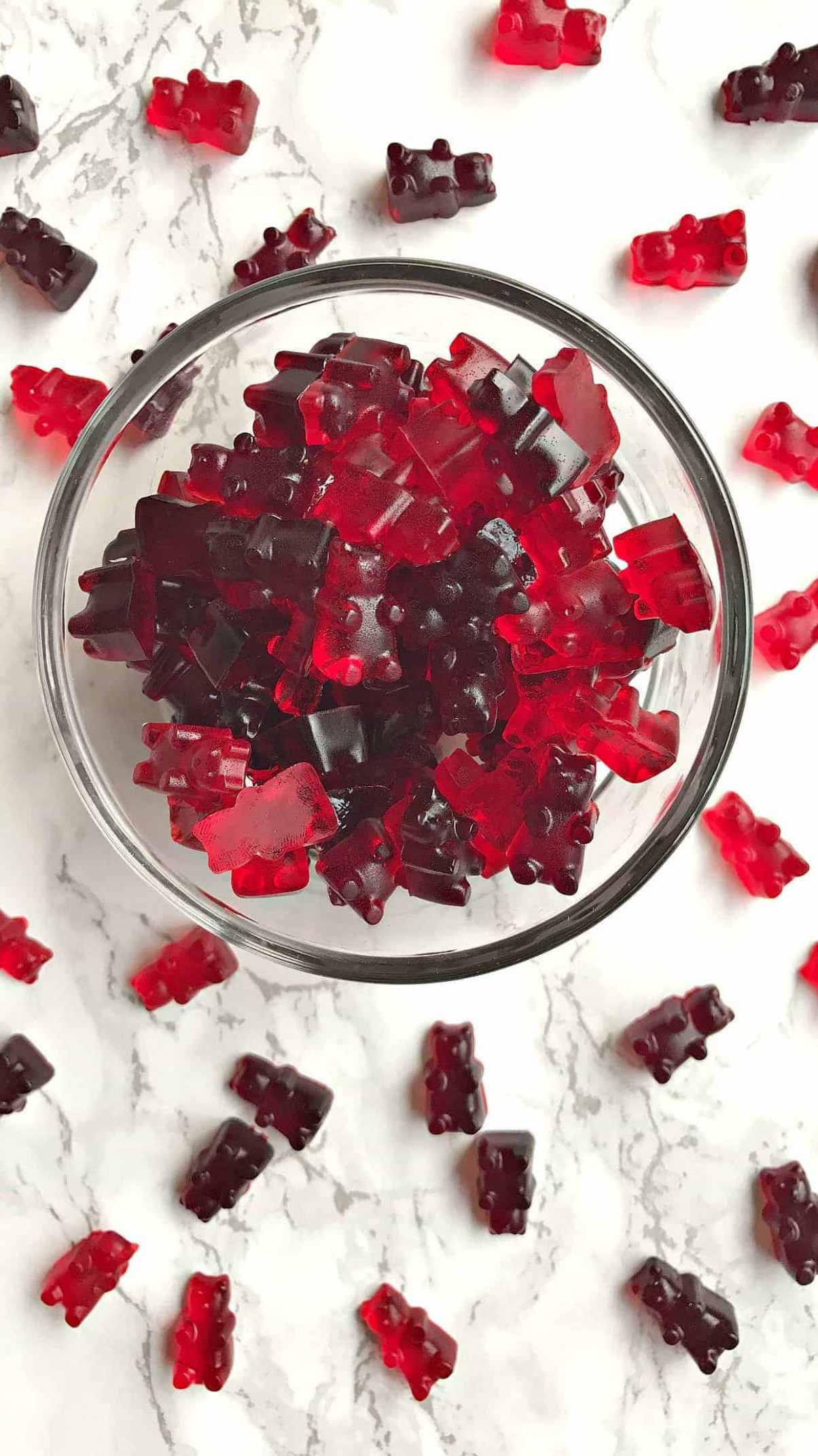Wine Filled Gummy Bear Treats Great for Holidays and Events - chicken recipes taste