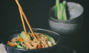 Winter Soba Noodle Salad – Recipes With Sweet Potato Vegetarian