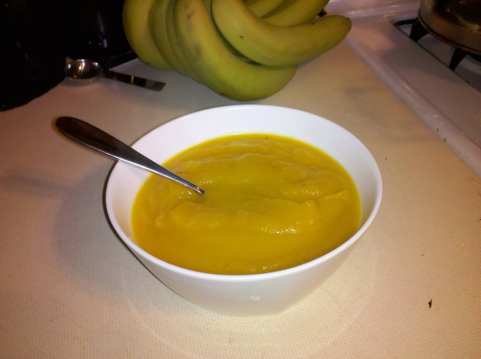 Winter Squash Soup - Baby Food Recipes