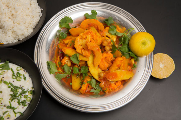 Winter Vegetable Curry Recipe - NYT Cooking - new york times vegetarian recipes