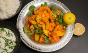 Winter Vegetable Curry Recipe – NYT Cooking – Winter Recipes Vegetarian