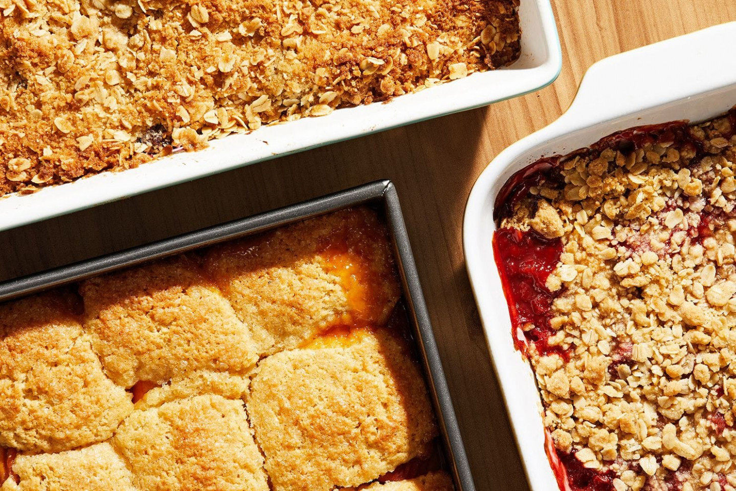 With Less Sugar, These Cobblers, Crisps And Crumbles Let ..