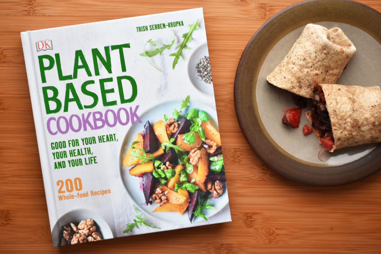 Woman in Real Life:The Art of the Everyday: DK Plant-Based ..