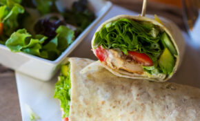 Wrap (food) – Wikipedia – Recipes Vegetarian Wraps