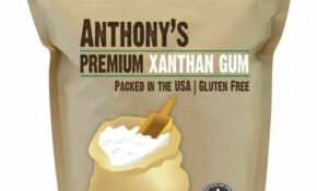 Xanthan Gum: Food Grade & Verified Gluten Free – Food Recipes Using Xanthan Gum