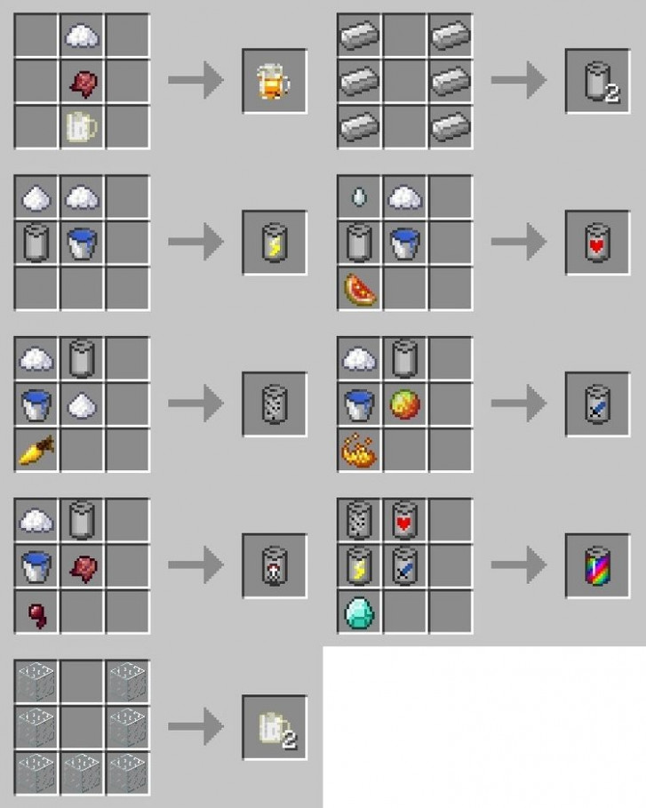 XL Food Mod - Add more Foods for Minecraft 1.11/1.10.2 Mc ..