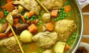 Yellow Chicken Curry – Malaysian Style – Chicken Curry Recipes