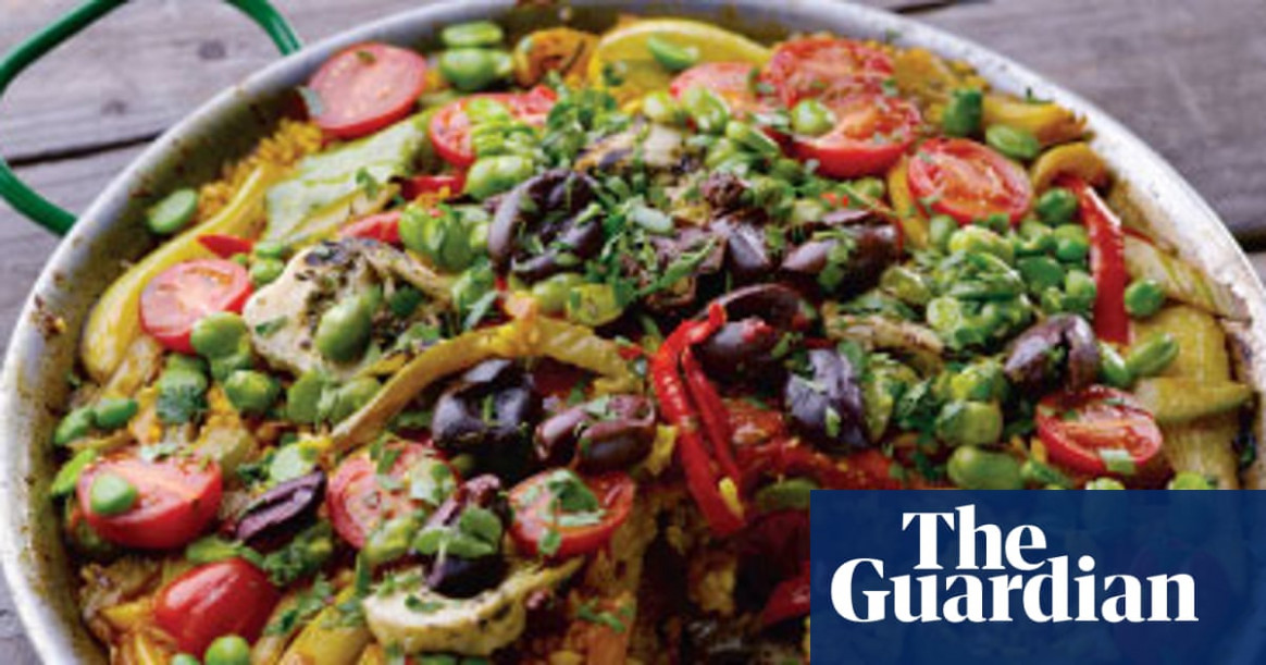 Yotam Ottolenghi On How To Make Multi Vegetable Paella ..