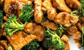 You Must Cook This Chinese Chicken And Broccoli . B'coz It's ..