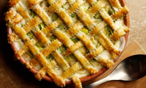You Need To Try This Chicken And Leek Pie Recipe With A ..
