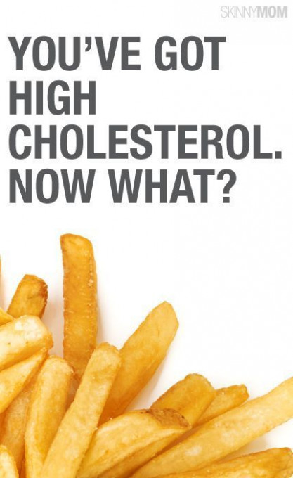 You've Got High Cholesterol. Now What? | Heart And Lower ..