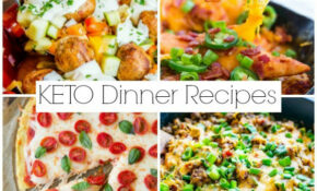 Your Guide To Keto Dinner Recipes – Home. Made. Interest