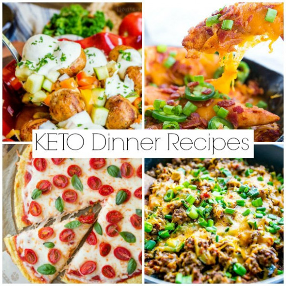 Your Guide to Keto Dinner Recipes - Home. Made. Interest