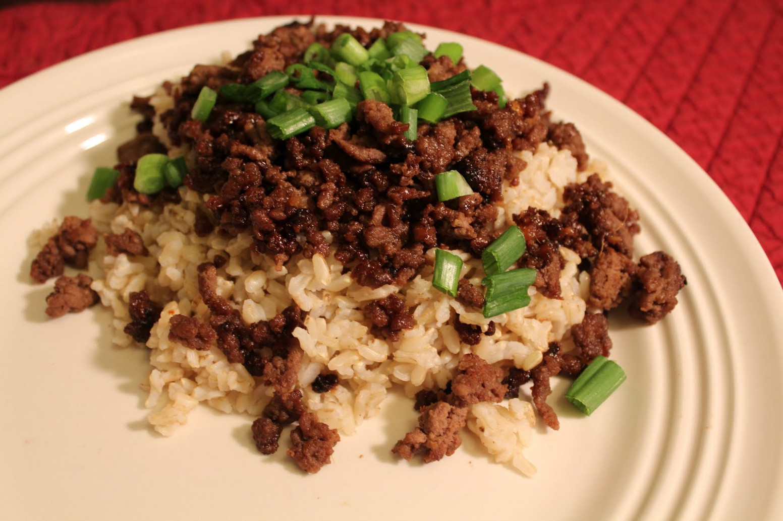 yummy, healthy, easy and cheap! Korean Beef - Yummy ..