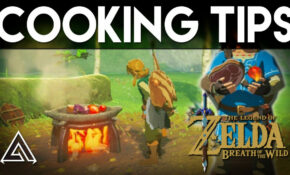 Zelda: Breath Of The Wild – Best Recipes And Elixirs For ..