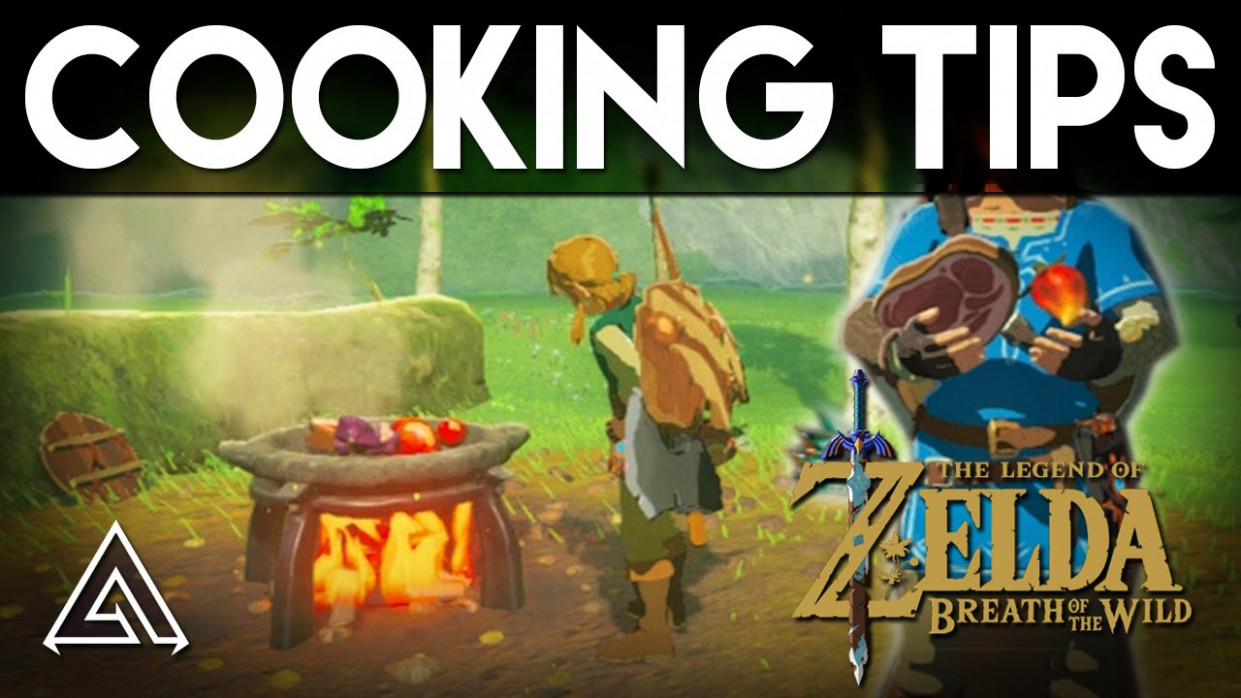 Zelda: Breath of the Wild - best recipes and elixirs for ..
