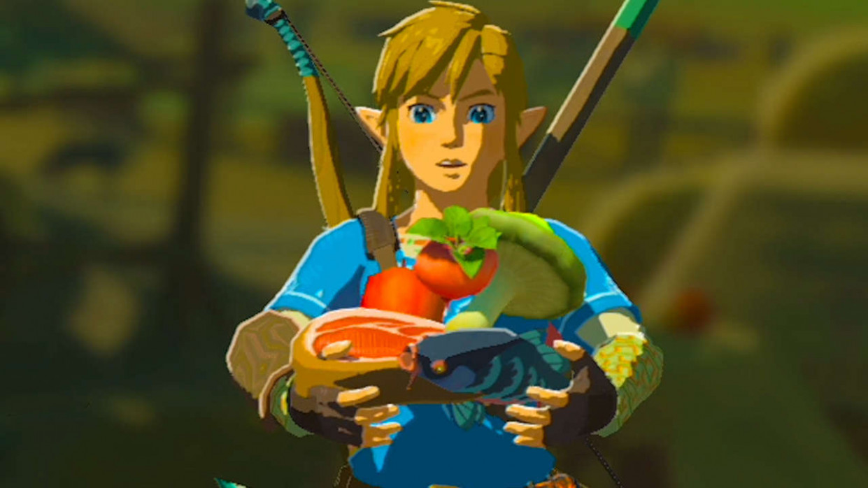 Zelda: Breath Of The Wild - Cooking Tips And Tricks - GameSpot - food recipes breath of the wild