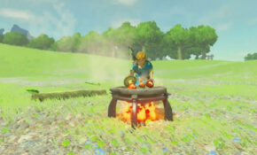 Zelda: Breath Of The Wild – How To Cook Food And Elixirs ..