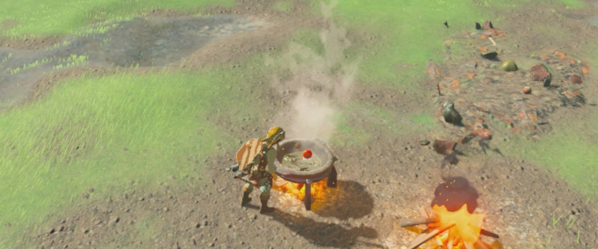 Zelda: Breath Of The Wild - How To Cook | Shacknews - Food Recipes Zelda Botw
