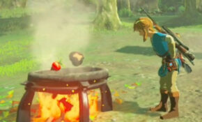 Zelda Breath Of The Wild: How To Master Cooking And Elixir ..