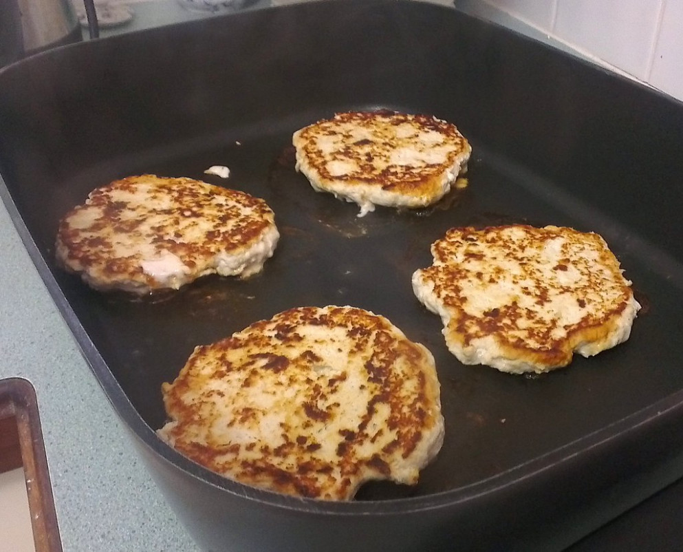 Zesty chicken breast burgers - recipes with chicken breast healthy