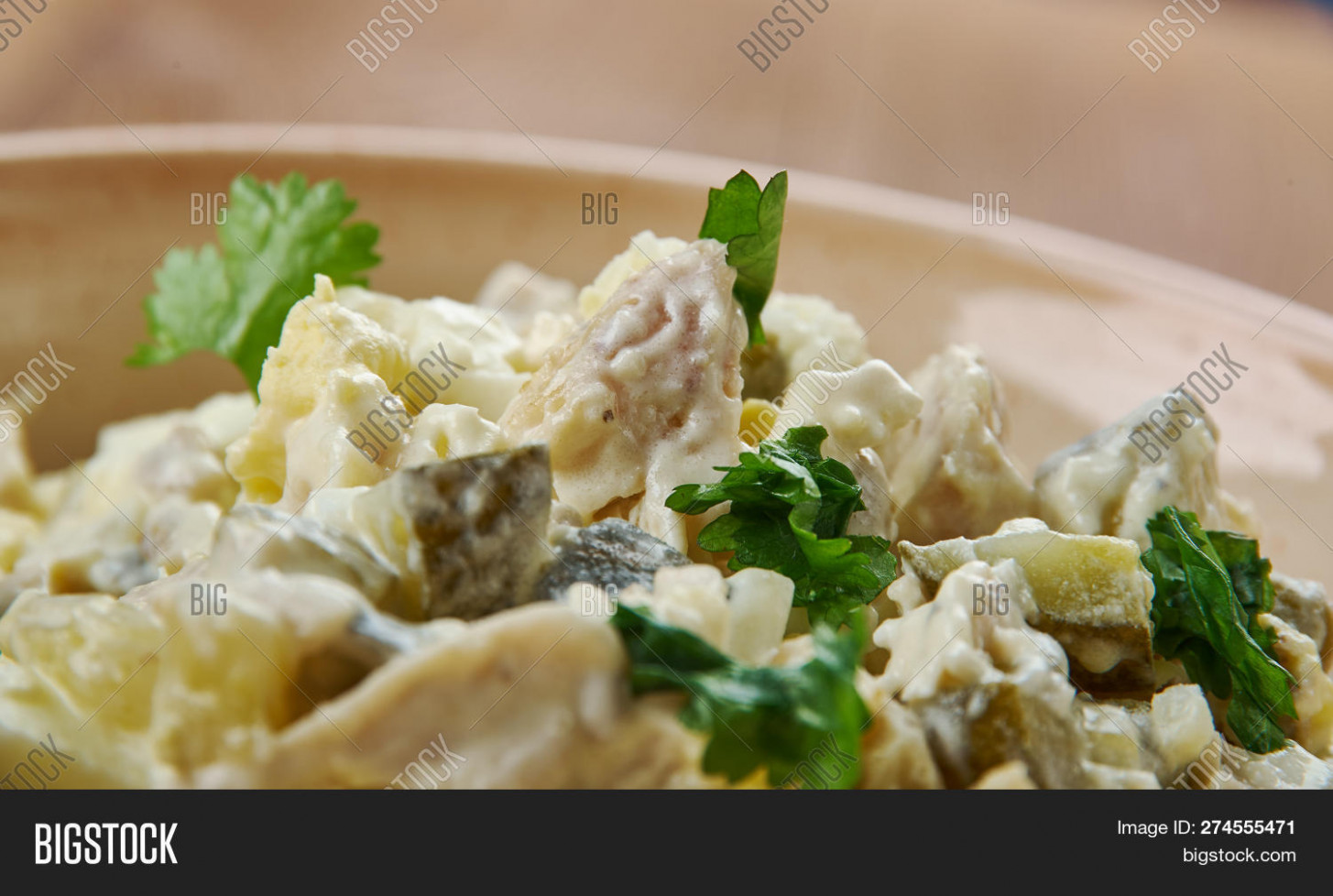 Zesty Chicken Salad Image & Photo (Free Trial) | Bigstock - recipes made with canned chicken