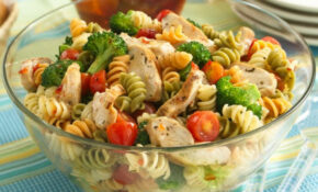 Zesty Potluck Pasta Salad Recipe From Betty Crocker – Chicken Recipes Zesty Italian Dressing