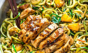 Zoodle Recipes, Easy Delicious Zoodle Recipes For Paleo ..