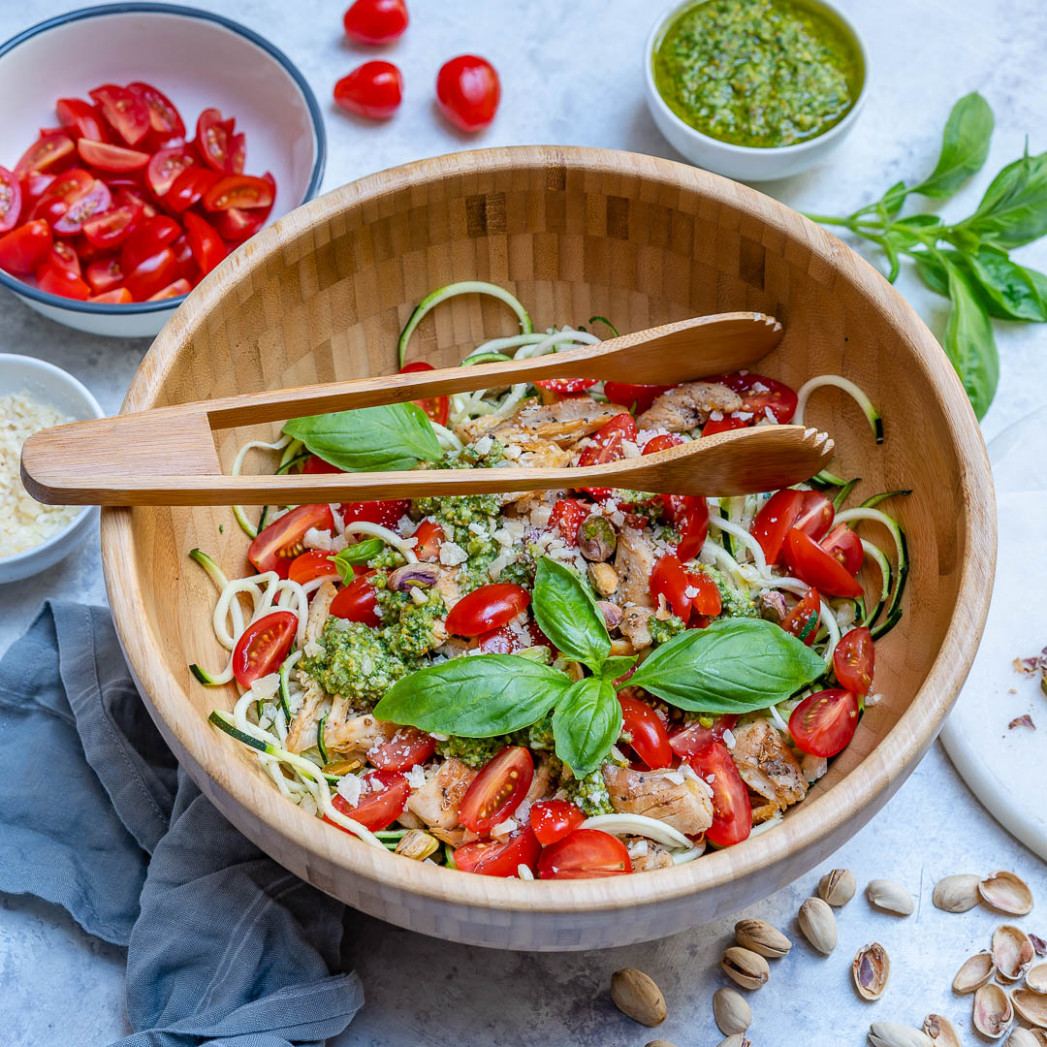Zoodles Recipe Healthy - healthy zoodle recipes with chicken