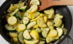 Zucchini And Squash Saute With Thyme – Family Food On The ..