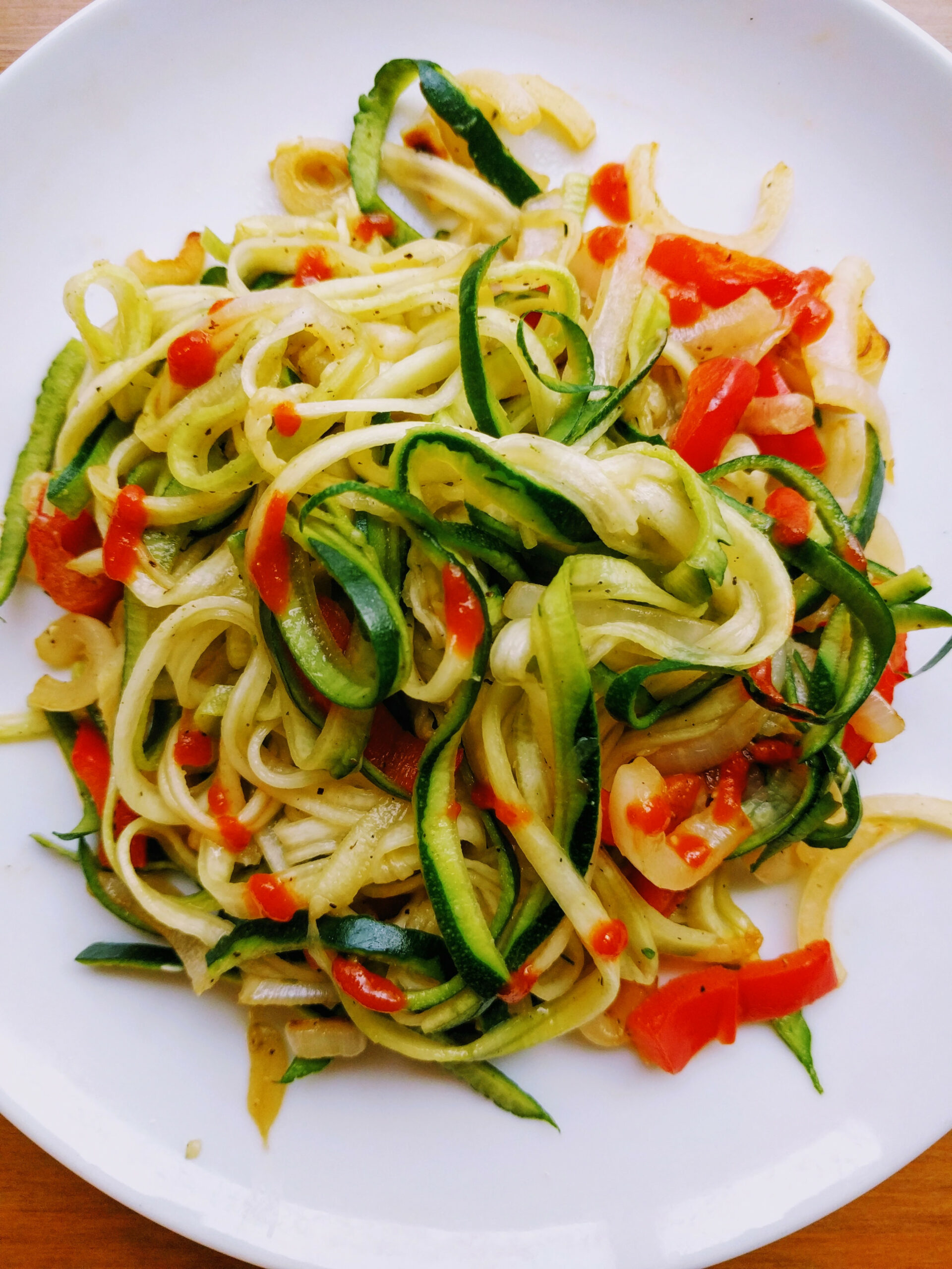 Zucchini Noodles - Zoodles Recipe | Cooking Healthy - healthy recipes zoodles