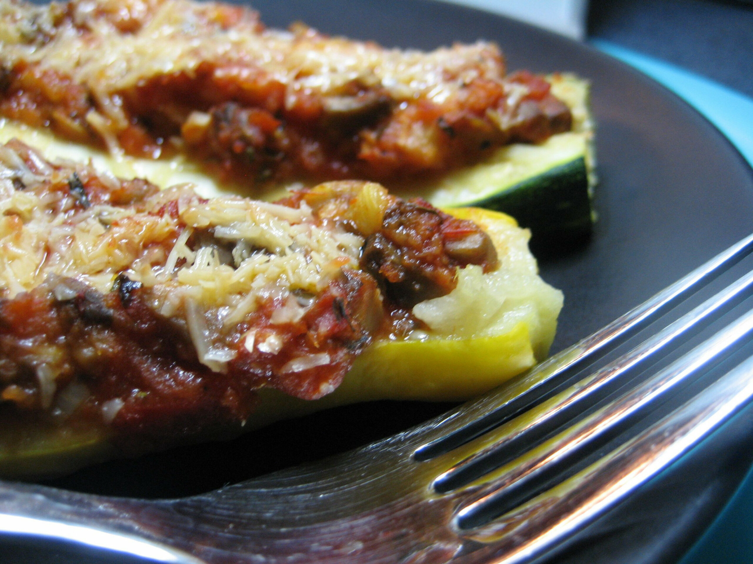 zucchini recipes | modified this vegetarian stuffed ...