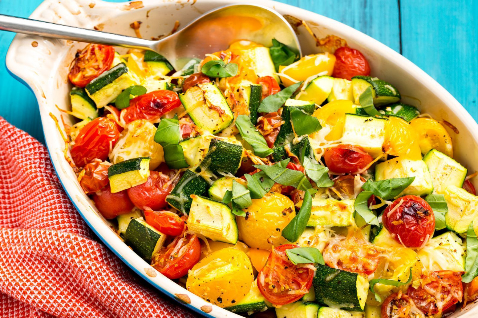 Zucchini Tomato Bake | Recipe | Food & Drink | Summer ..